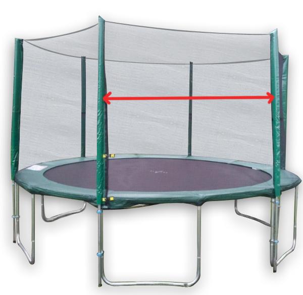 Range Of Trampoline Netting