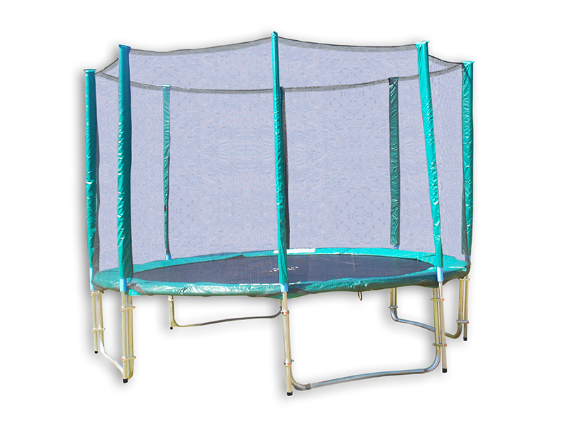 Round Trampoline From Topline Trampoline 2 Years Warranty