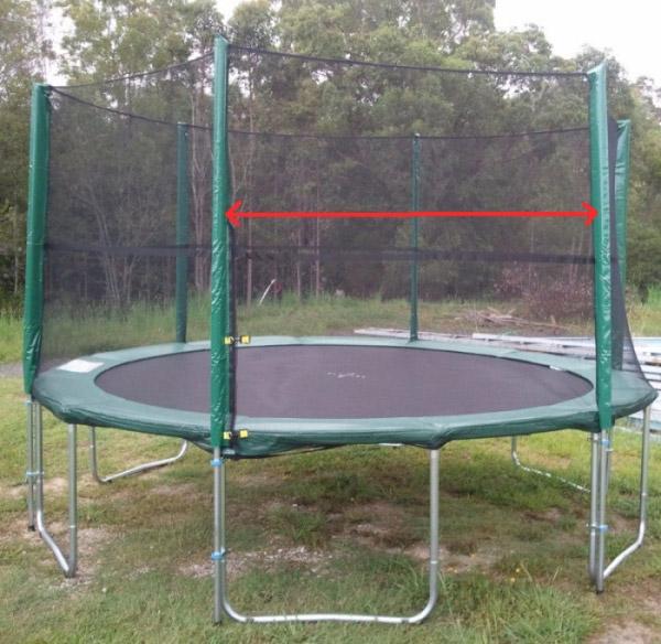 Round Trampoline Net Replacement
