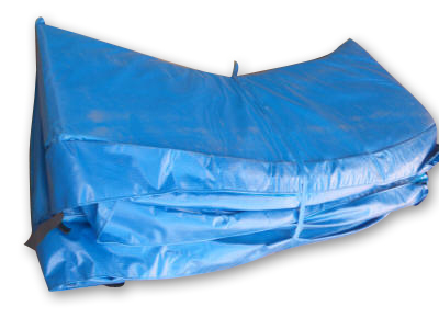 Round Spring Pads (Blue)