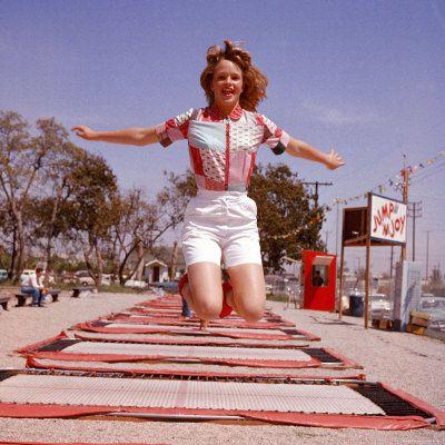 1960s trampoline parks