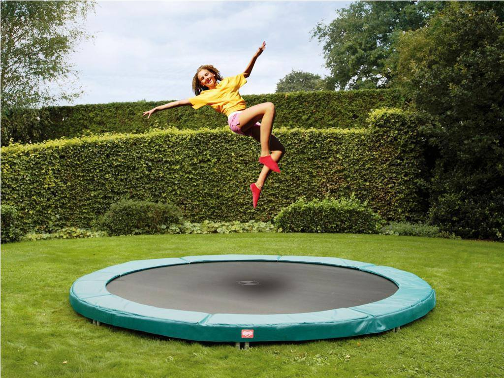Make Your Trampoline The Highlight Of Summer Topline