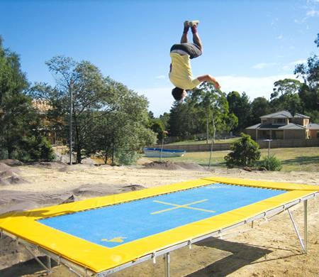 trampoline melbourne maintenance tips